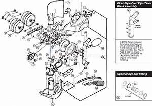 Polaris 360 Head Parts