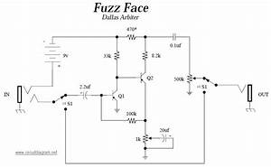 No Fuzz Face Wiring Diagram Led