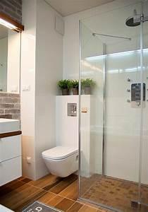 Kleine Badezimmer Mit Dusche : kleines bad einrichten 51 ideen f r gestaltung mit dusche ~ Bigdaddyawards.com Haus und Dekorationen
