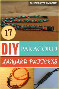 20 Diy Paracord Keychains With Instructions  U2013 Guide