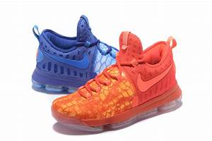 Nike KD 9s Fire and Ice Kevin Durant Men's Basketball Shoes