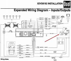 Clarion Dxz655mp Car Stereo Wiring Diagram Model