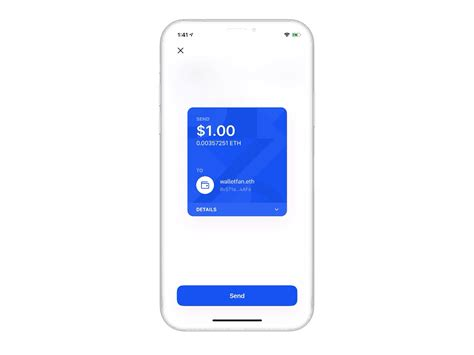 Once you have the wallet address, you just need to open your crypto wallet, enter the wallet address, select how much crypto you want to send, and you're done. Send crypto more easily with Coinbase Wallet   by Coinbase ...