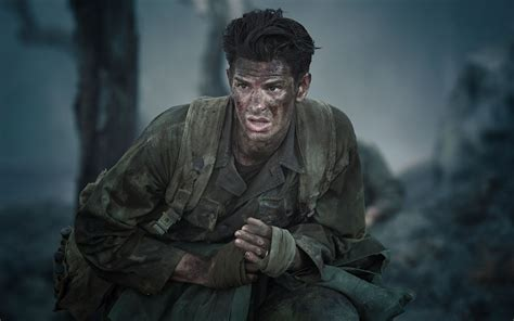See the real desmond doss and wife dorothy schutte. Hacksaw Ridge Andrew Garfield Movie Still (7) | Hacksaw ...
