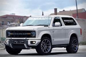 2020 Ford Bronco Concept | HiConsumption