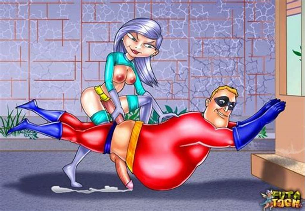 #Toon #Incredibles #Sex