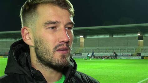 INTERVIEW   Adam Legzdins on Burton defeat   Burton Albion ...