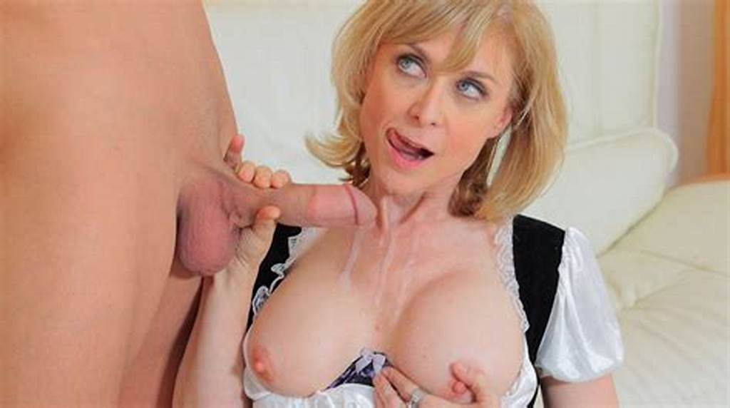 #Nina #Hartley #Dusts #Off #His #Cock #With #Her #Pussy