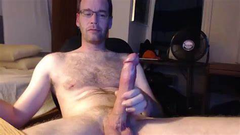 Junior Cuckold Stroking His Monster Dicks Euro Giant Bals Old Handsome