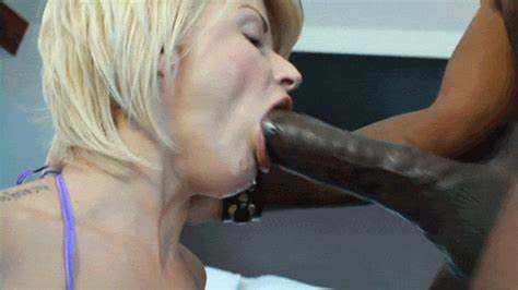 Fat Pink Haired Prick In Her First German Deepthroat