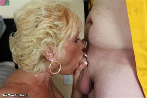 She Soon Has The Guys Cock In Her Mout