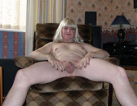 Crossdresser Guy Pounding A Granny