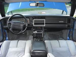 Android Tablet In 1991 Camaro Dash