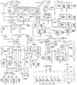2002 Mercury Sable Wiring Diagram