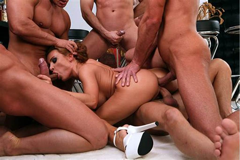 #Young #Slut #Gangbanged #By #5 #Guys #At #The #Bar #16082