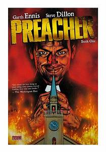 Word Offive Dc Comics Preacher Book One Graphic Novel Newbury Comics