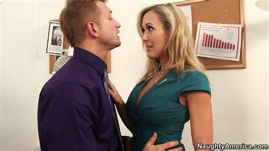 #Office #Babe #Brandi #Love #Fucks #Her #Manager #To #Keep #Her #Job