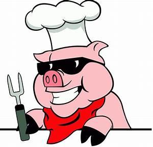 Pig Butcher Drawing