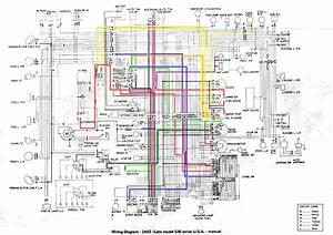 280z Dash Wiring Diagram