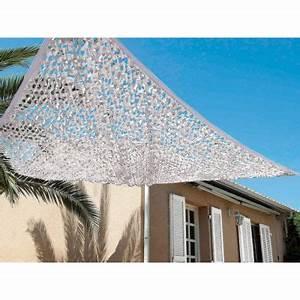 Filet Camouflage Pour Terrasse : filet d 39 ombrage 2 40 x 3 m gris castorama ~ Dailycaller-alerts.com Idées de Décoration