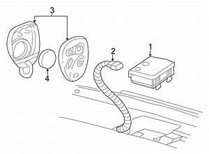 Chevrolet Monte Carlo Headlight Wiring Harness  Keyless Entry System