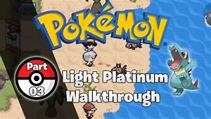 Pokemon Light Platinum Walkthrough Part 2 Pokemon Light Platinum Walkthrough Part 3 When Feebas