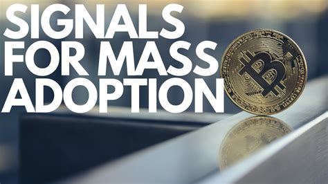 Bullion dealer apmex accepts bitcoin for over 10,000 products apmex. Signals for Bitcoin MASS Adoption! 5 Important Developments   Bitcoin News - YouTube