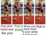 49 best Needle Stretch images on Pinterest   Cheer ...