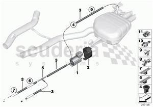 Rolls Royce Ghost Vacuum Control  Exhaust Flap Parts
