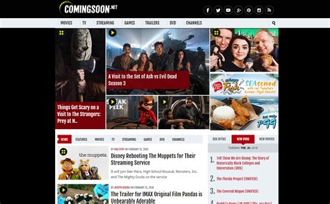 Top 10 Movie Blogs on the Internet Today | Movie Websites