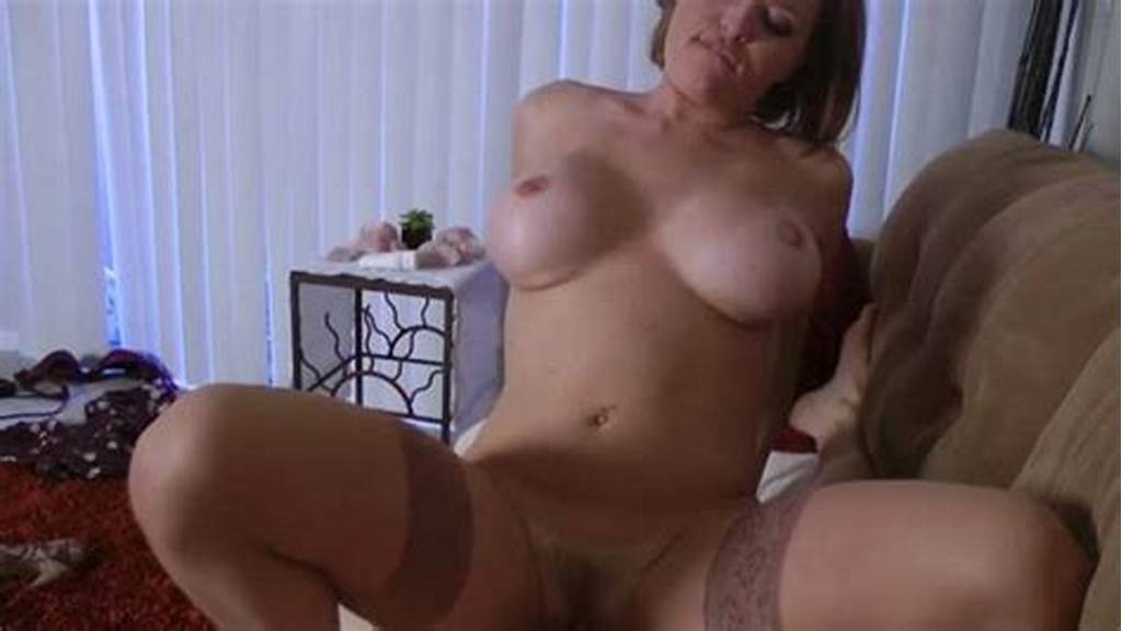 #Step #Mom #Catches #You #Jerking #Off #With #Her #Panties
