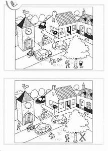 Jeu Pour Les Adulte : 175 best find the differences chercher les erreurs images on pinterest preschool back to ~ Melissatoandfro.com Idées de Décoration