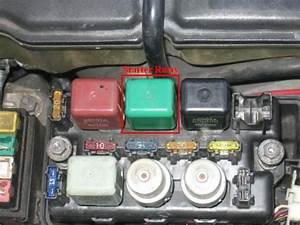 Fuse Box In Subaru Forester
