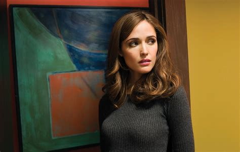 Rose Byrne On Transitioning To Comedy And Why Damages