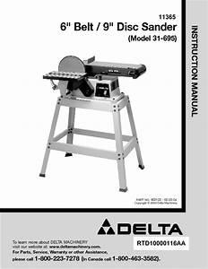 Model 31-695  Manuals