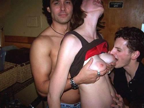 big tits and curvy amateurs orgy
