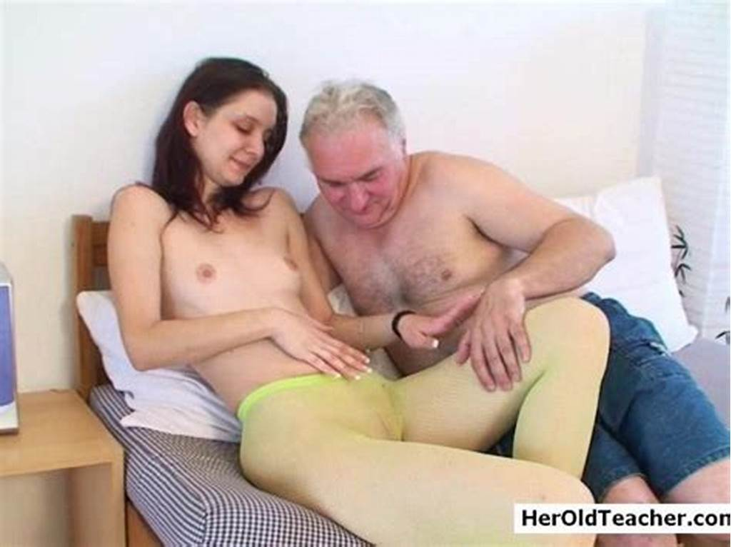 #Old #Man #Seducing #Young #Girl