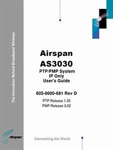 As3030 User Manual