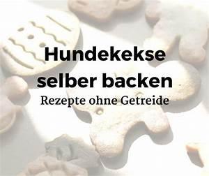 Hundekekse Selbst Backen : hundekekse selber backen 6 tolle rezepte ohne getreide ~ Watch28wear.com Haus und Dekorationen