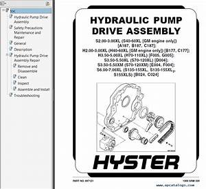 Hyster Challenger H40