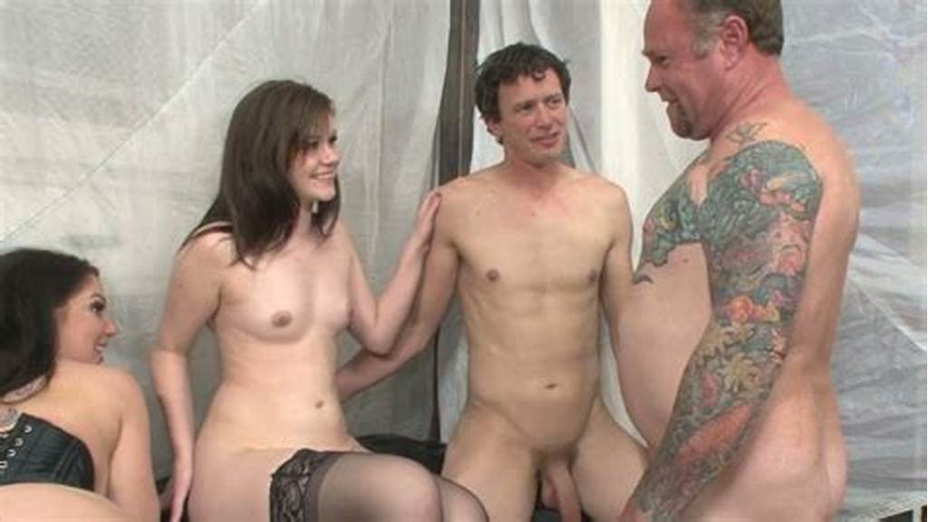#Kinky #Mom #Kiki #Daire #Is #Fucking #In #An #Bisexual #Foursome