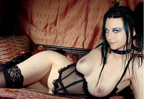 Goth Babes From Splooshcams