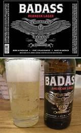 American bad ass beer