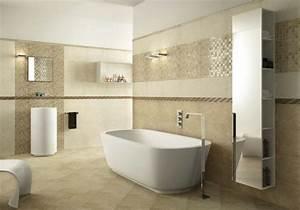 le carrelage mural de salle de bain With carrelage salle de bain mural