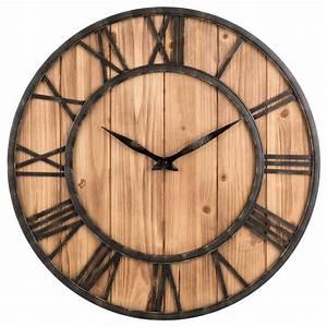 Horloge Murale Silencieuse : horloge murale horloge murale creative silencieuse ronde ~ Melissatoandfro.com Idées de Décoration