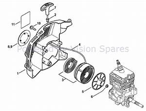 32 Stihl Fs 70 Rc Parts Diagram