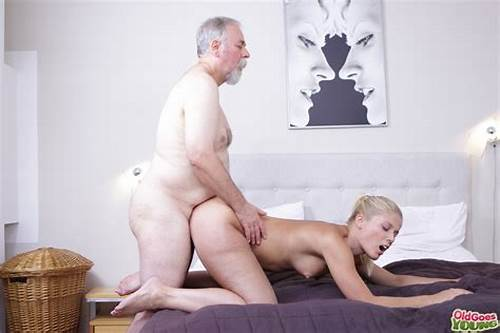 Bald Grandpa Fucking A Sultry Mature Honey