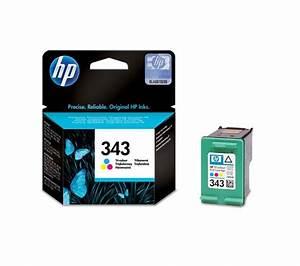 HP 343 Tri-colour Ink Cartridge Deals | PC World