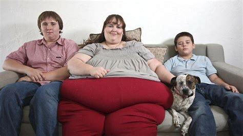 Apprecās pasaulē resnākā sieviete. - Spoki