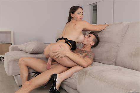 Crazy Pornstar And Roomie Marta La Croft Treats His Immense Pole To A Bad Impregnated Scene